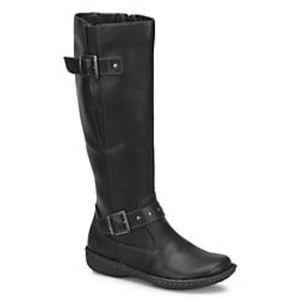 Boc Austin Tall Riding Boots Black Size 8.5
